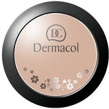 mineral compact powder dermacol