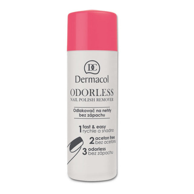 Fabled Look - Dermacol Odorless nail polish remover