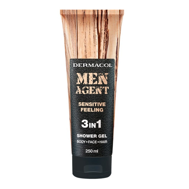 Fabled Look - Dermacol Men agent shower gel 3in1