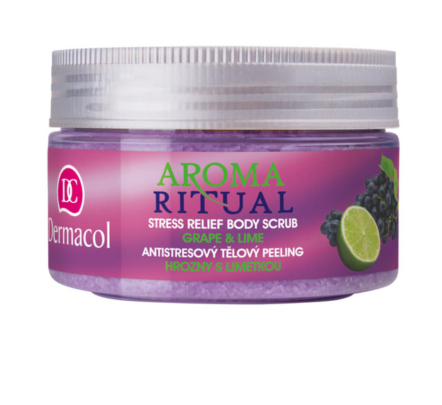 Fabled Look - Aroma ritual body scrub Grape