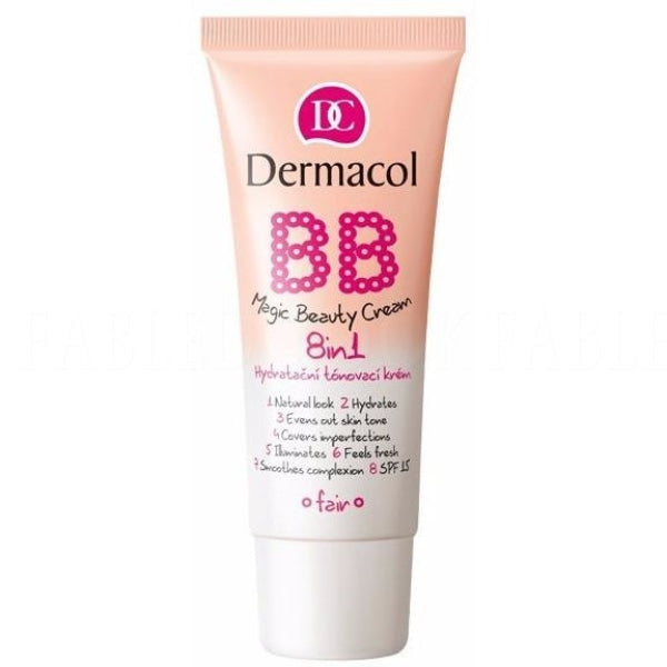 Bb Magic Beauty Cream 8In1 Foundation