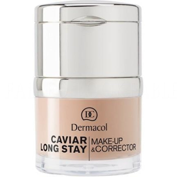 Caviar Long-Stay Make-Up & Corrector Foundation