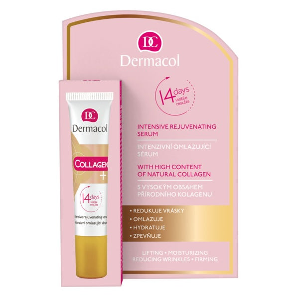 Dermacol Collagen plus intensive rejuvenating serum
