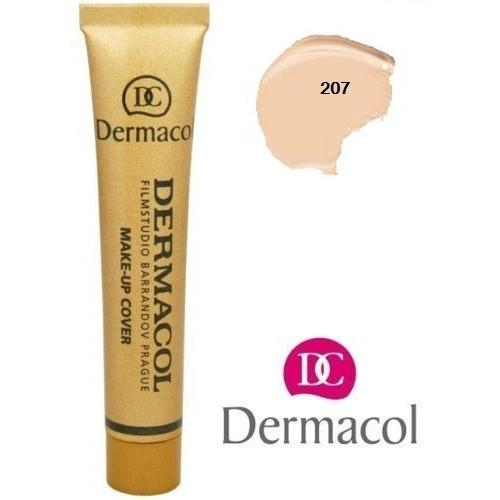 Fabled Look - Dermacol Make-up Cover 207