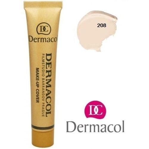 Fabled Look - Deramcol Make-up Cover 208