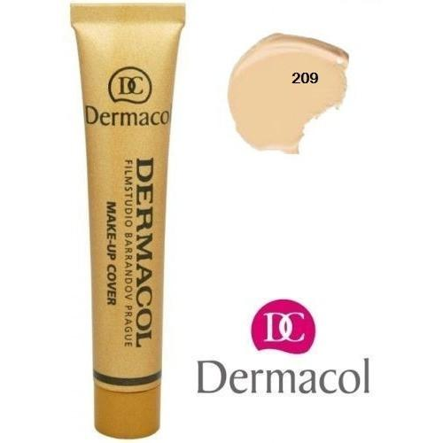 Fabled Look - Deramcol Make-up Cover 209