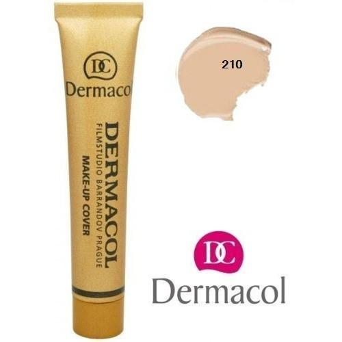 Fabled Look - Deramcol Make-up Cover 210