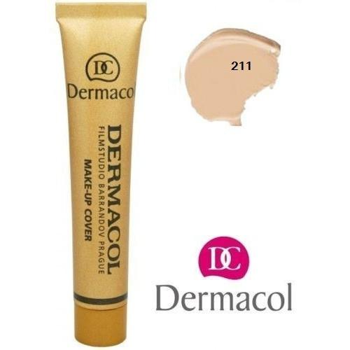 Fabled Look - Deramcol Make-up Cover 211