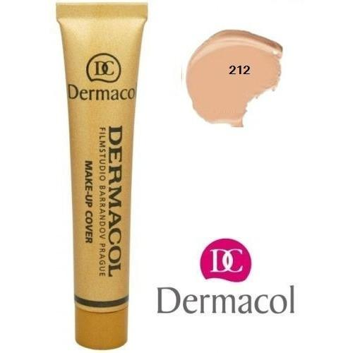 Fabled Look - Deramcol Make-up Cover 212