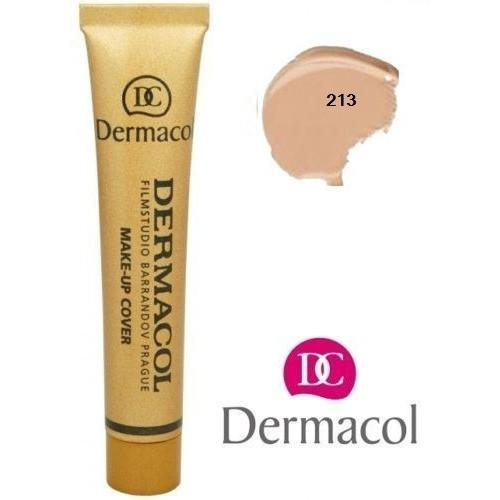 Fabled Look - Deramcol Make-up Cover 213