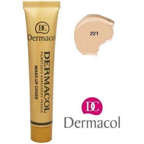 Fabled Look - Deramcol Make-up Cover 221