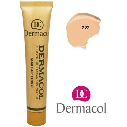 Fabled Look - Deramcol Make-up Cover 222