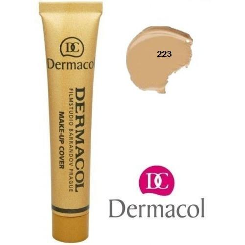 Fabled Look - Deramcol Make-up Cover 223