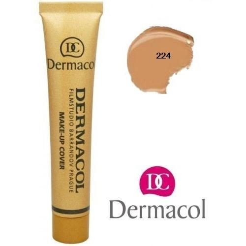 Fabled Look - Deramcol Make-up Cover 224