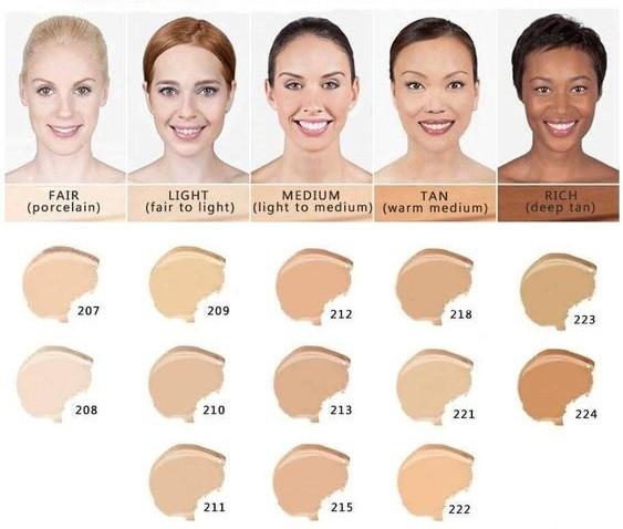Fabled Look - Dermacol Make-up Cover - Match Your Shade!