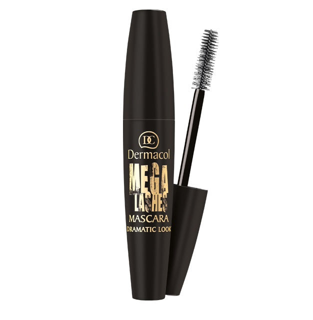 Fabled Look - Dermacol Mega lashes dramatic look mascara