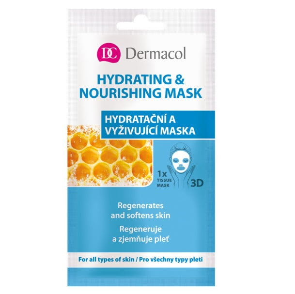 Dermacol Hydrating & nourishing mask