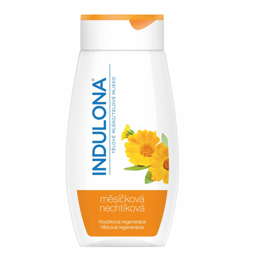 Indulona Marigold body milk