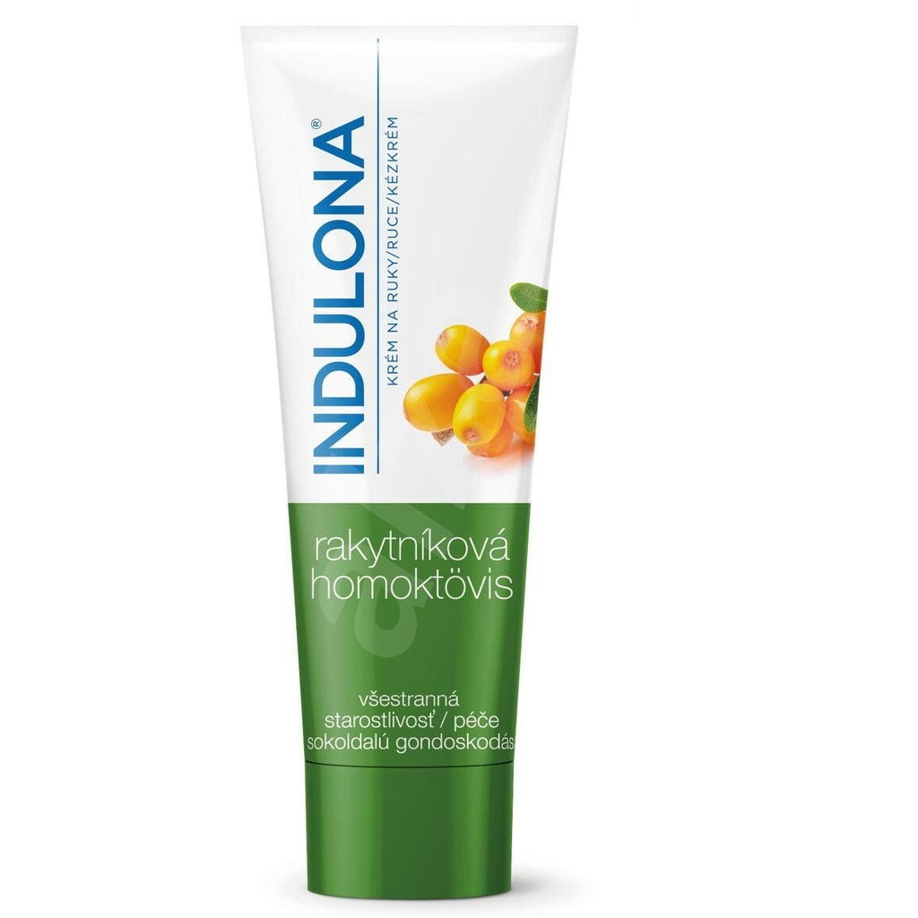 Indulona Sea buckthorn hand cream