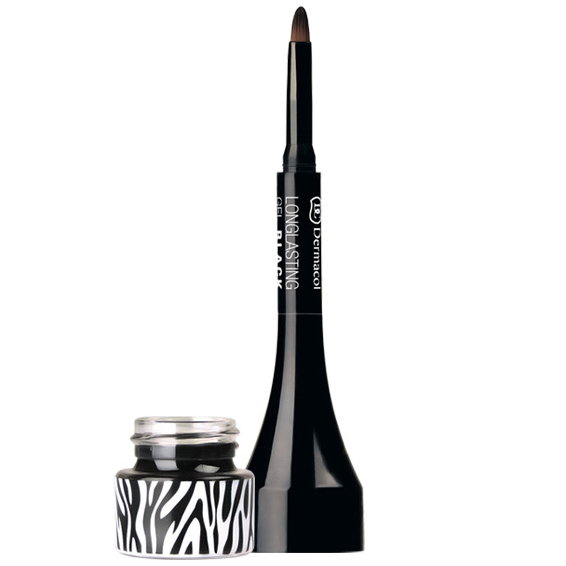 Fabled Look - Dermacol Longlasting gel black