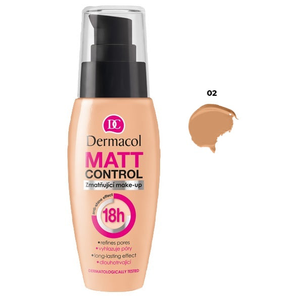 Dermacol Matt control make-up