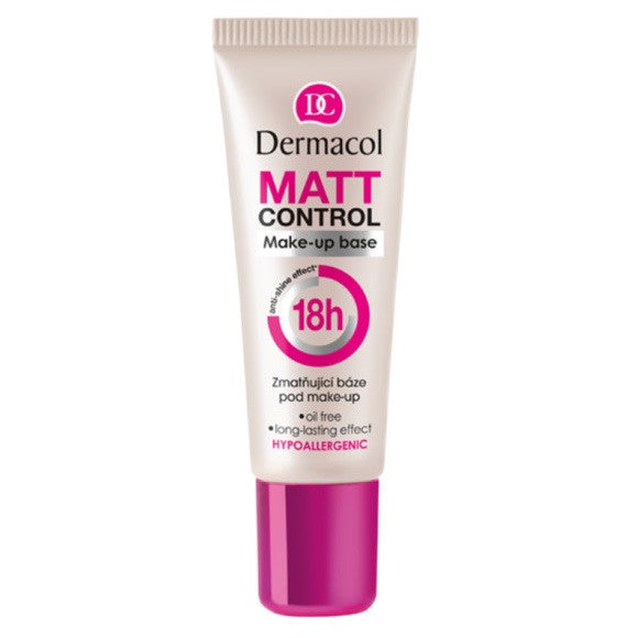 Fabled Look - Dermacol Matt control make-up base