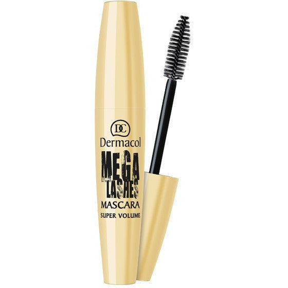 Fabled Look - Dermacol Mega lashes mascara