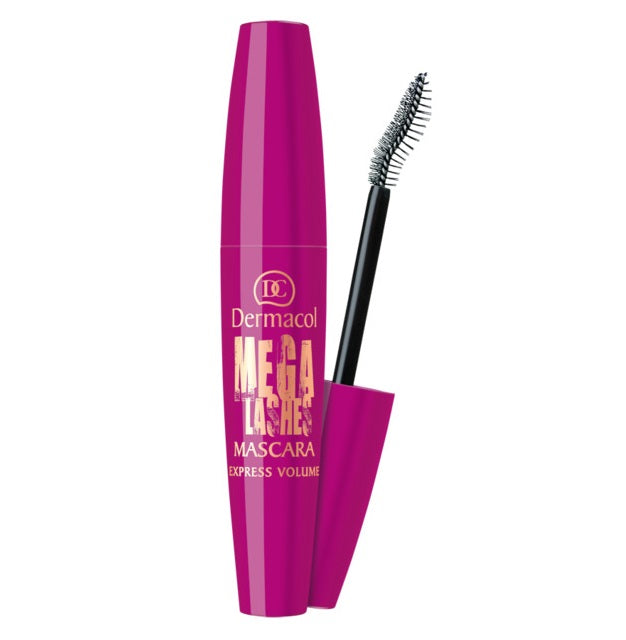 Fabled Look - Dermacol Mega lashes express volume mascara