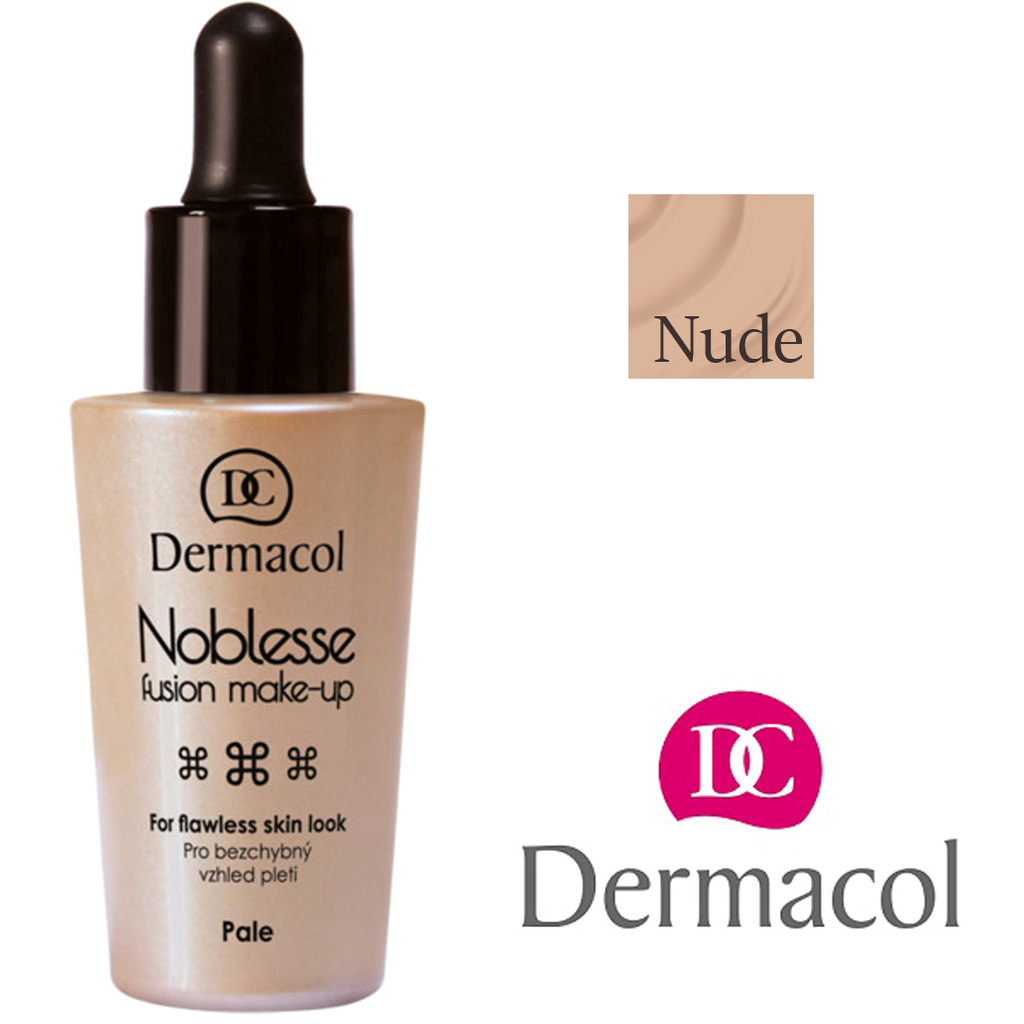 Fabled Look - Dermacol Noblesse fusion make-up NUDE