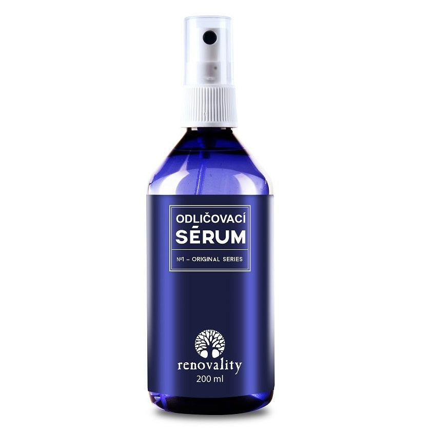 Make-up Remover Serum 200 ml with Spray Renovality