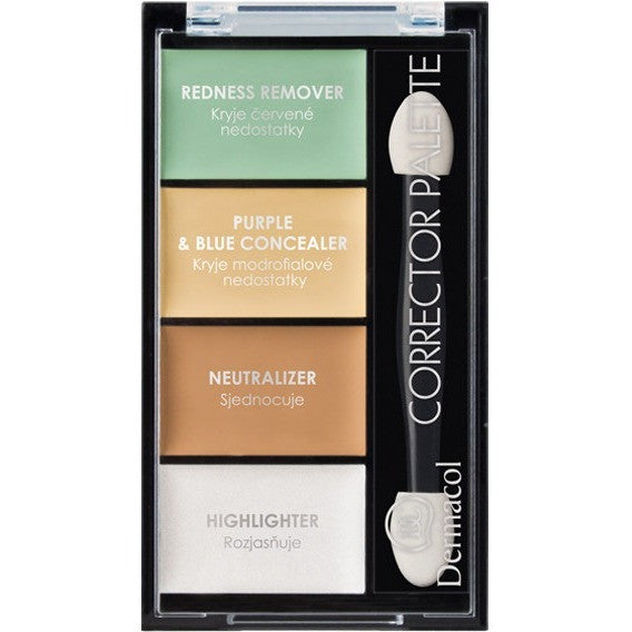 Fabled Look - Dermacol Corrector palette