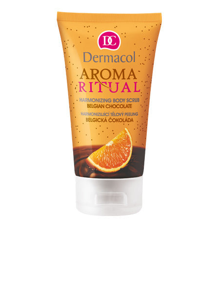 Fabled Look - Aroma ritual body scrub Orange and Chocolate