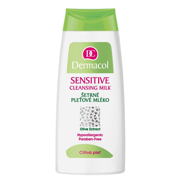 Fabled Look - Dermacol Sensitive cleansing milk