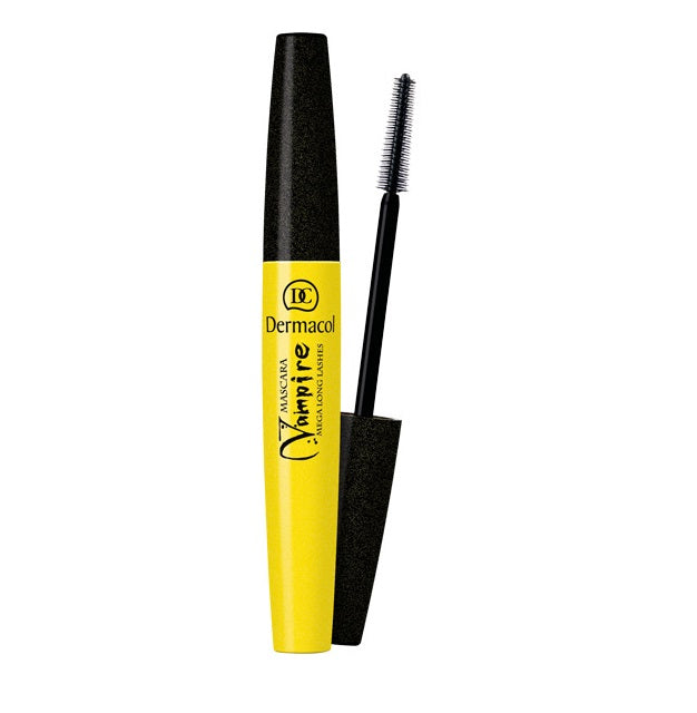Fabled Look - Dermacol Vampire mega long lashes mascara