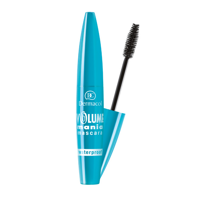 Dermacol Waterproof volume mania mascara