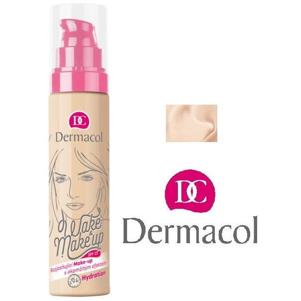 Fabled Look - Dermacol Wake & make-up 01