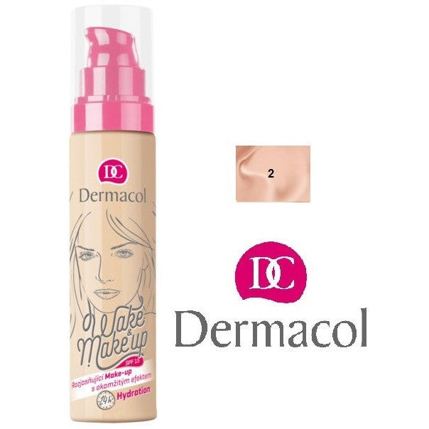 Fabled Look - Dermacol Wake & make-up 02