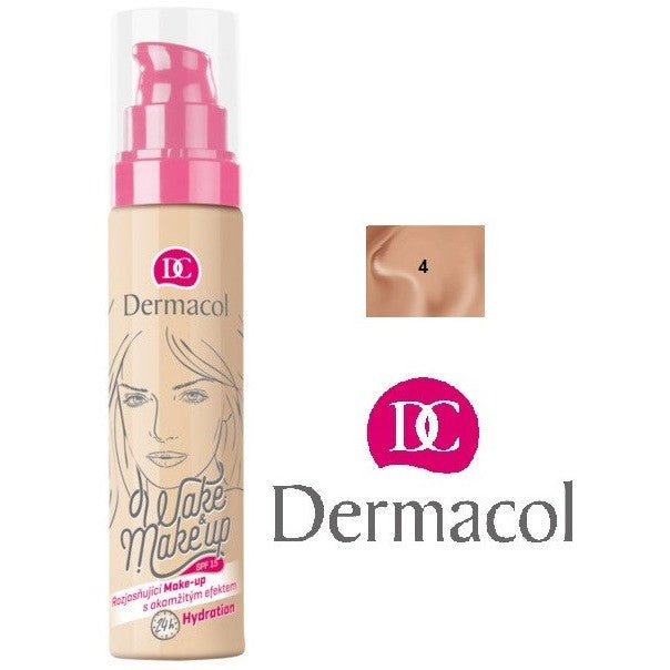 Fabled Look - Dermacol Wake & make-up 04