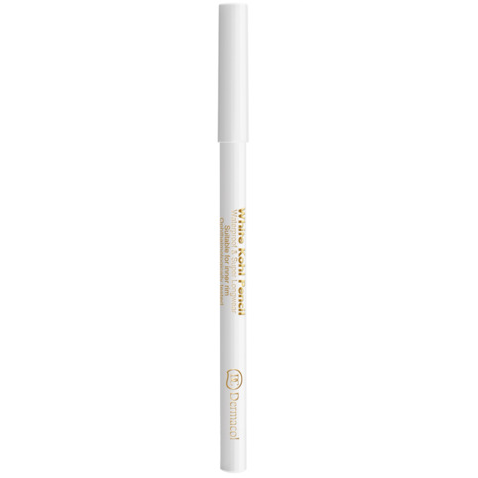 Fabled Look - Dermacol White kohl pencil