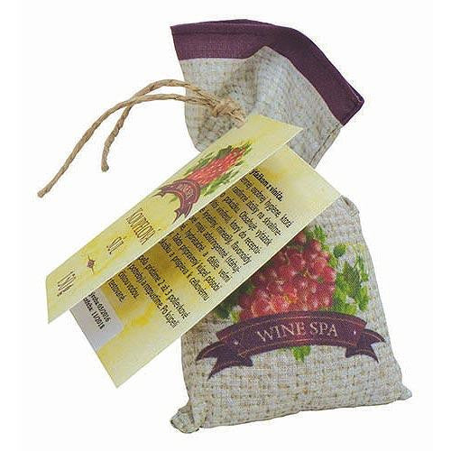 Fabled Look - Beer spa Wine bath salt in cloth sachet