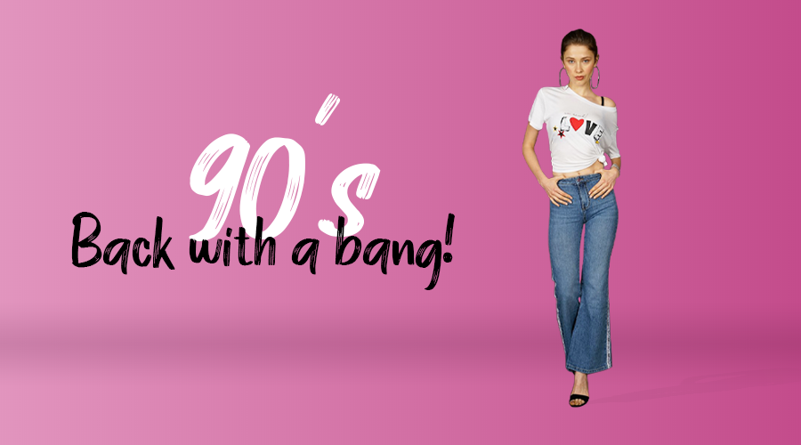 90's: Back With A Bang