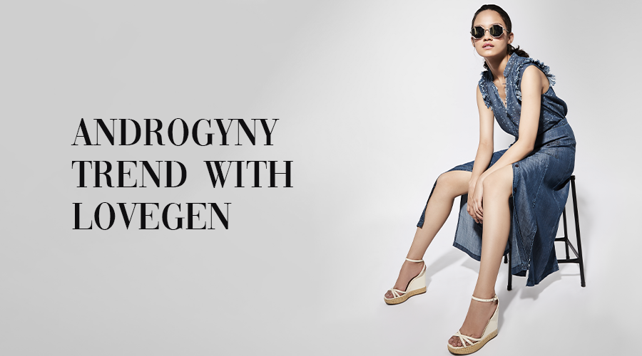 Follow the androgyny trend with LoveGen
