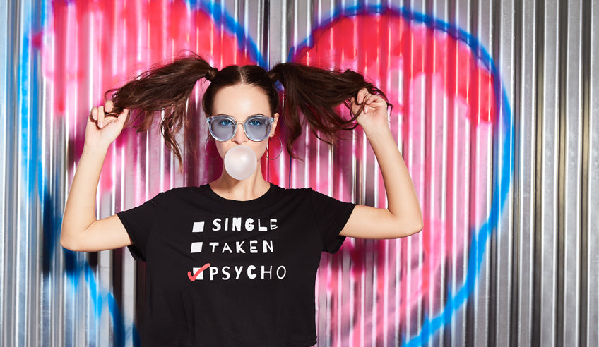 Wear What's on Your Mind With LoveGen's Slogan Tees