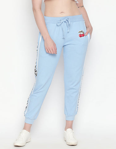 Joggers With Side Tape