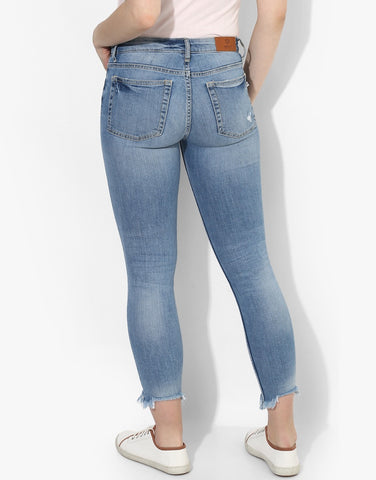 Paris Skinny Light Blue Jeans