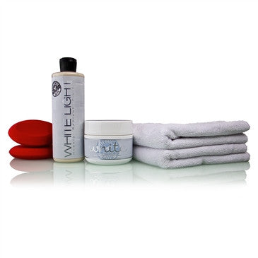 Chemical Guys White Paint Maintenance Kit