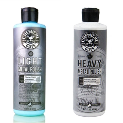 Chemical Guys Metal Twins 16oz