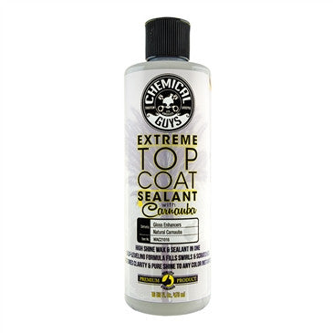 Chemical Guys Extreme Top Coat Carnuaba Wax and Sealant 16oz