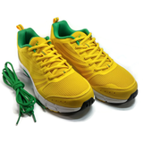 Men's 361 Air Arch-Lock Running Shoes Yellow/Green with EXTRA SHOE LACE - 361 Degrees Philippines