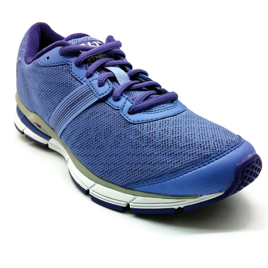 Women's 361 Chromoso Running Shoes Violet/Silver/White - 361 Shoes - 361 Degrees Philippines